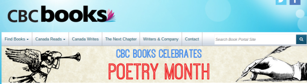 Poetry 2015   CBC Books   CBC Radio