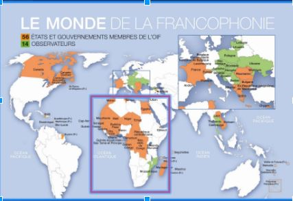 French Counrties